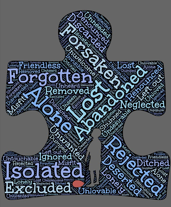 Puzzle Piece, Child, Abandoned, Lonely, Unwelcome, Lost