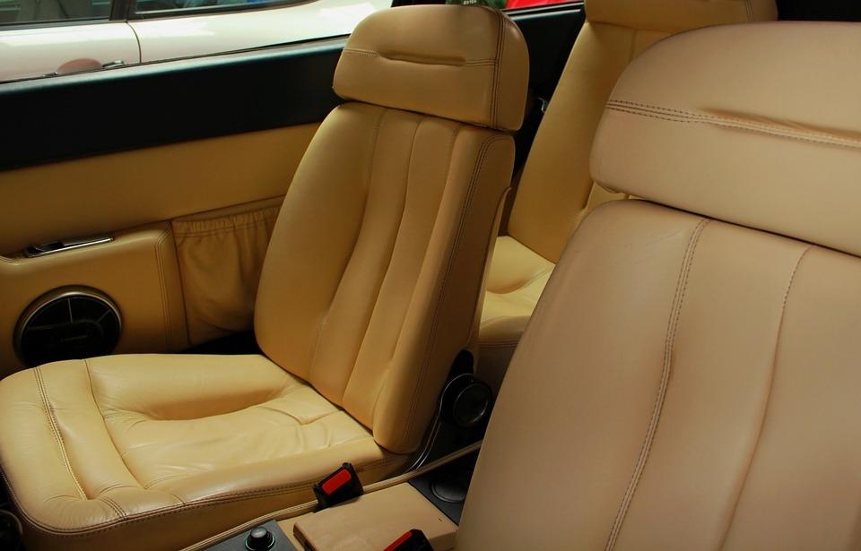 Car, Seat, Interior, Upholstery, Ferrari, Mondial