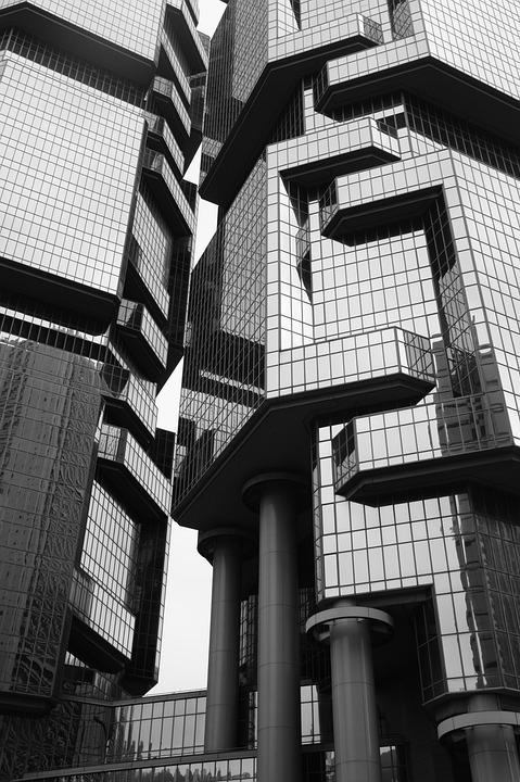 Architecture, Skyscraper, Urban, Business, Building