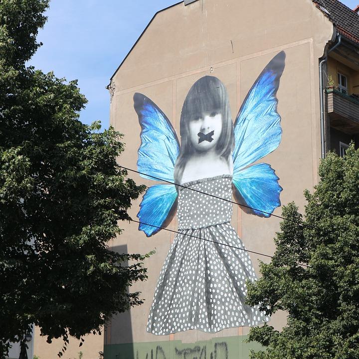 Graffiti, Street Art, Art, Mural, Urban Art, Sprayer