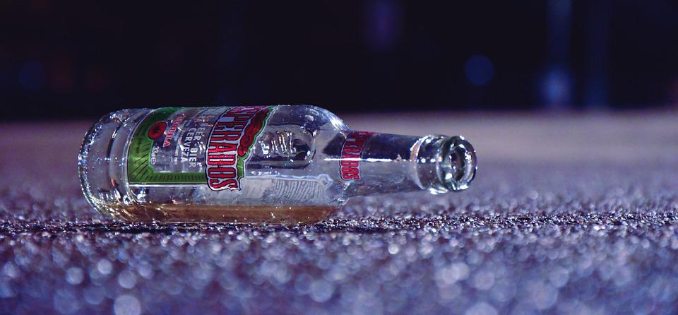 Night, Bottle, Urban, Light, Beer