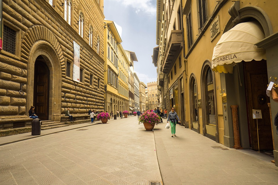 Florence, Italy, Architecture, Buildings, City, Urban