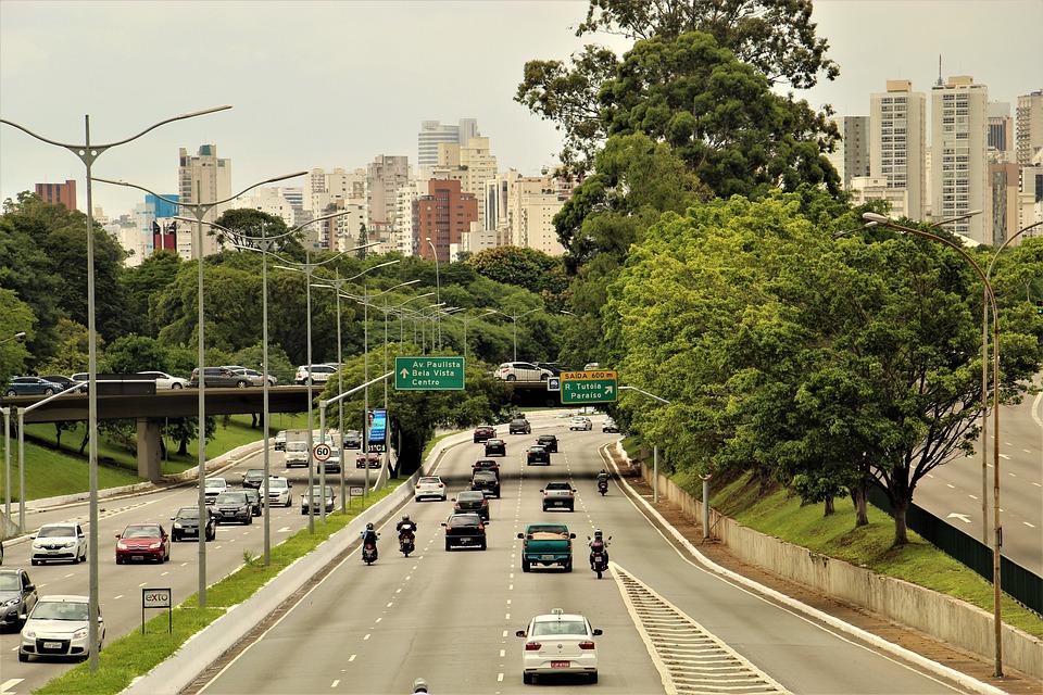 Bet Shemesh, City, Urban, Buildings, Car, Cityscape