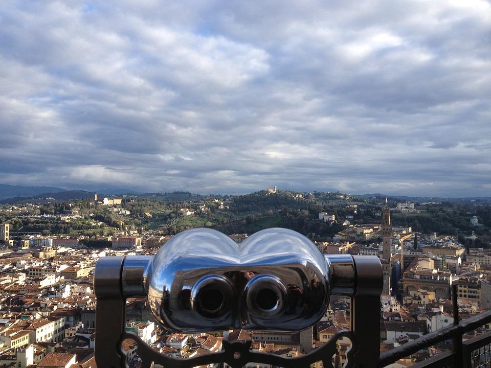 City, Urban Landscape, Sky, Travel, Panoramic