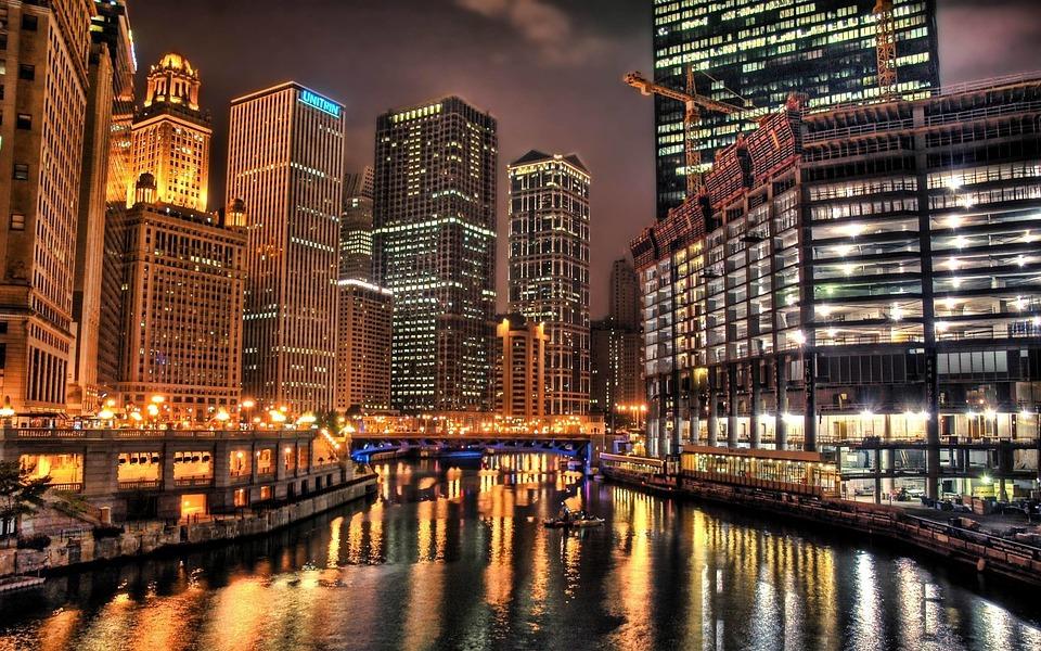 City, Architecture, Urban Landscape, Skyscraper