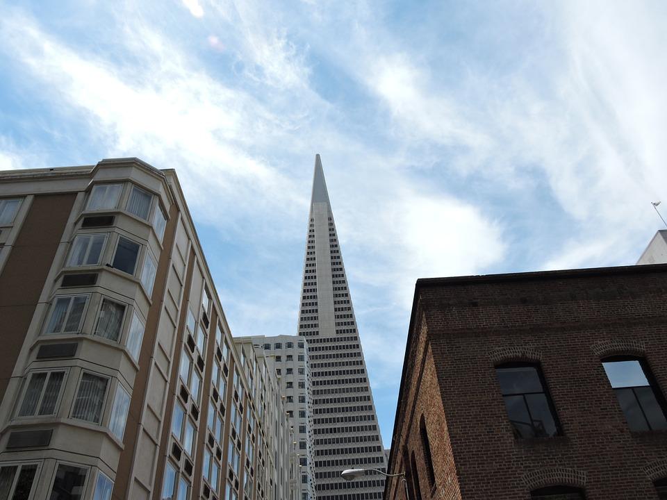 San Francisco, Building, City, Urban, Architecture