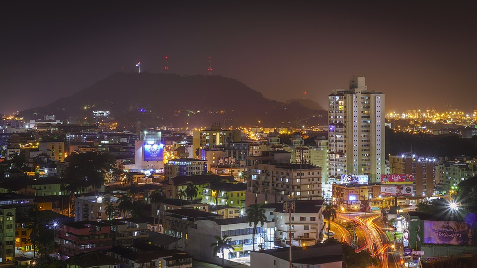 Urban Landscape, City, Skyline, Dusk, Urban, Skyscraper