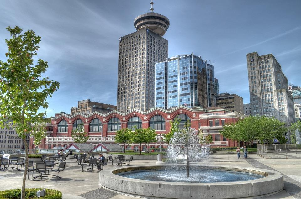 City, Urban, Urban Planning, Building, Vancouver