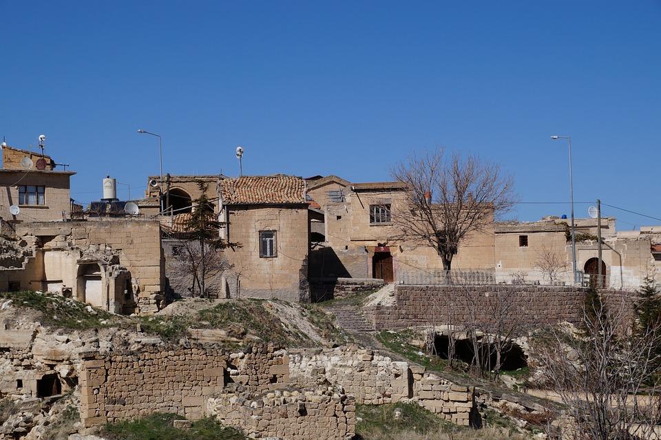 Cappadocia, Urgup, Mustafapasa