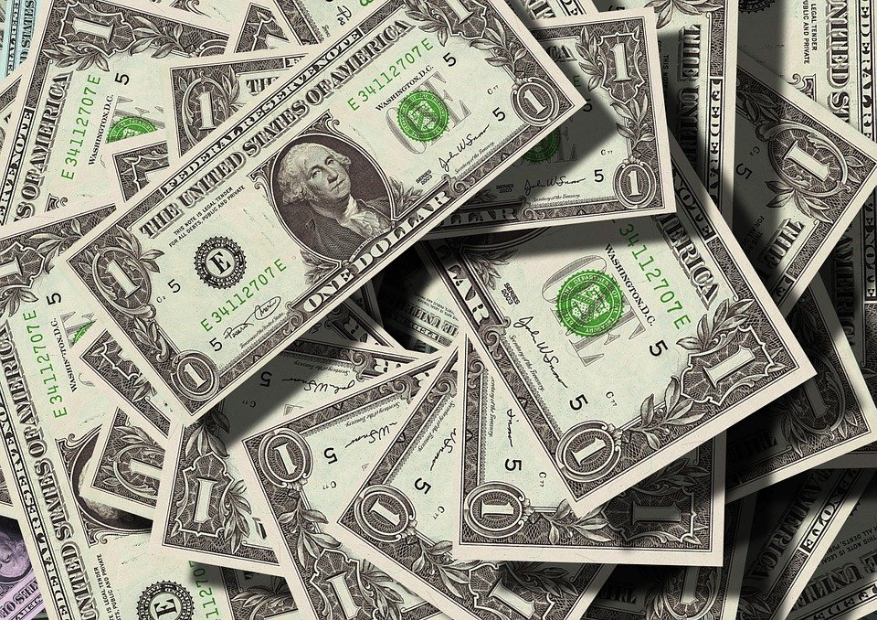 Dollars, Currency, Money, Us Dollars, Franklin