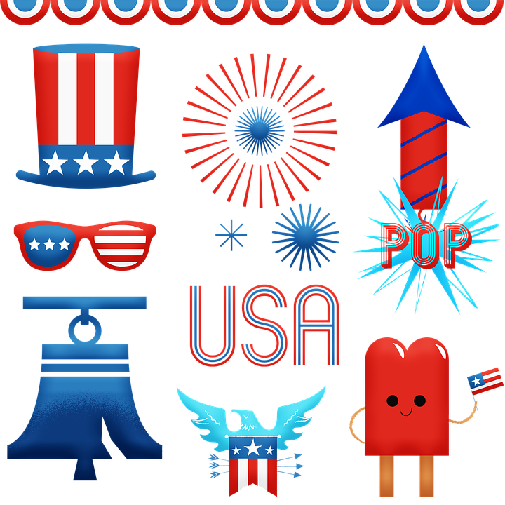 Independence Day, 4th Of July, Usa, Celebration
