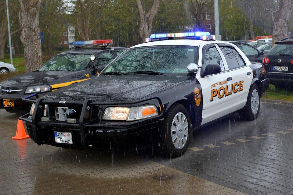 Police Car, Usa, American Cars Police, Auto, Dare