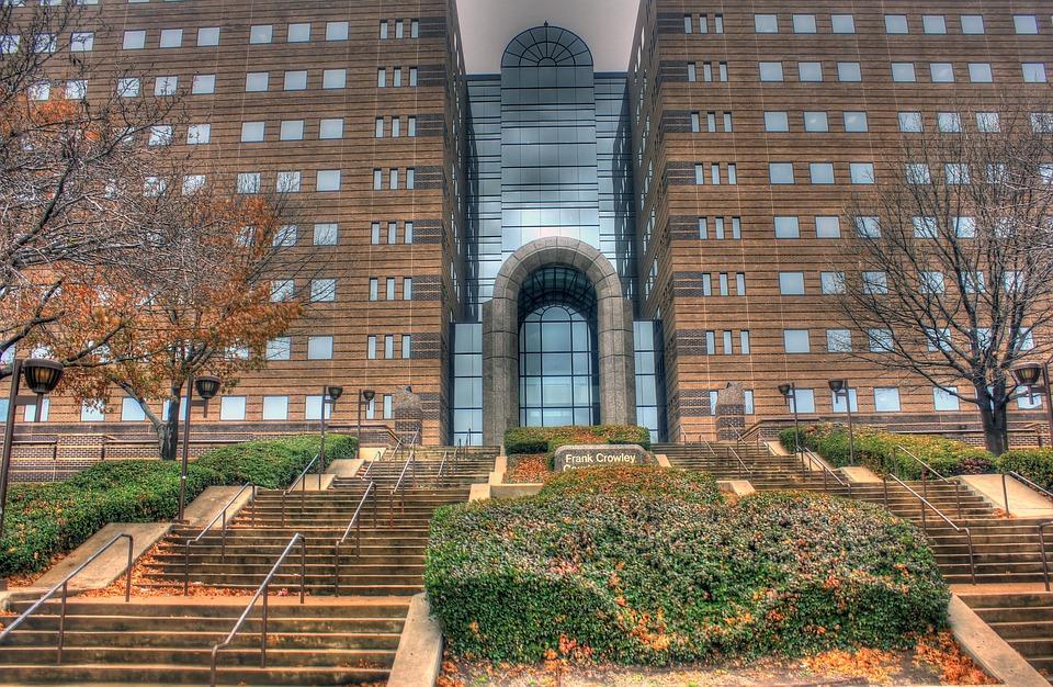 Dallas, Courthouse, Usa, Texas, Architecture, Landmark