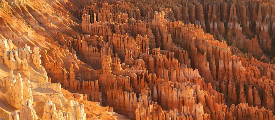 Bryce Canyon, Rock Formations, Erosion, Geology, Usa