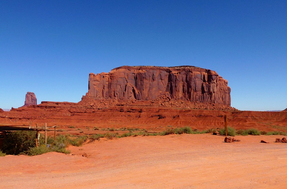 Nature, Usa, Park, Desert, Pink Sandstone, Travel