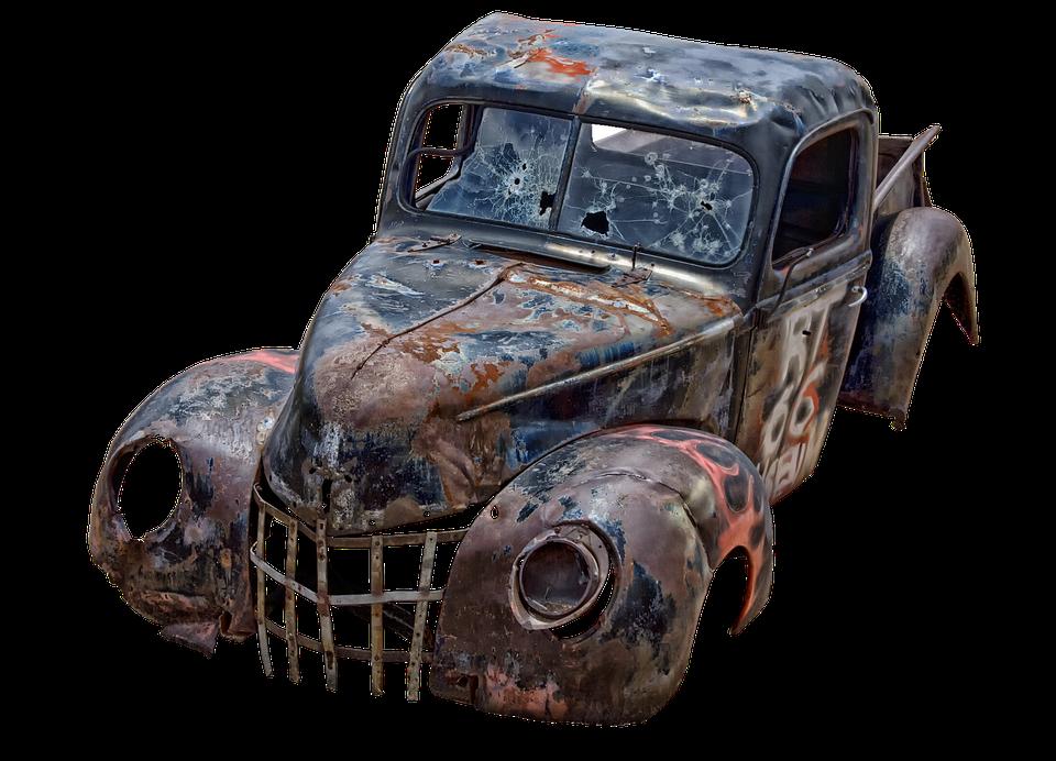 Pickup Truck, Old, Pickup, Usa, Transport, Oldtimer