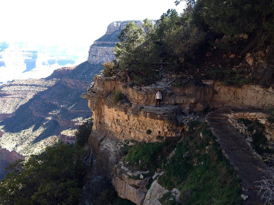 Mountain, Canyon, Travel, Nature, Arizona, Park, Usa