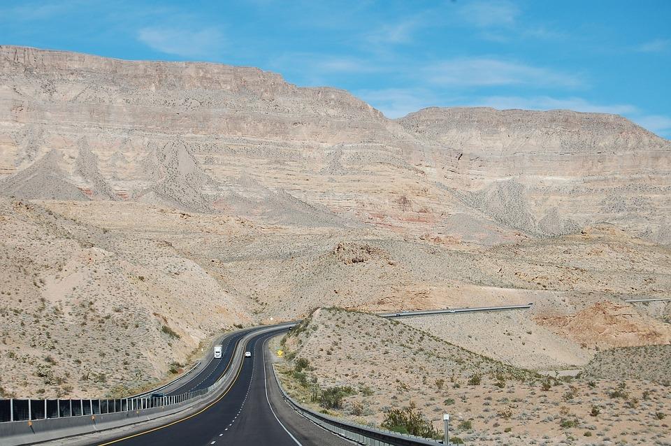 Utah, Highway, Road, Usa, Scenic, Desert, Pavement