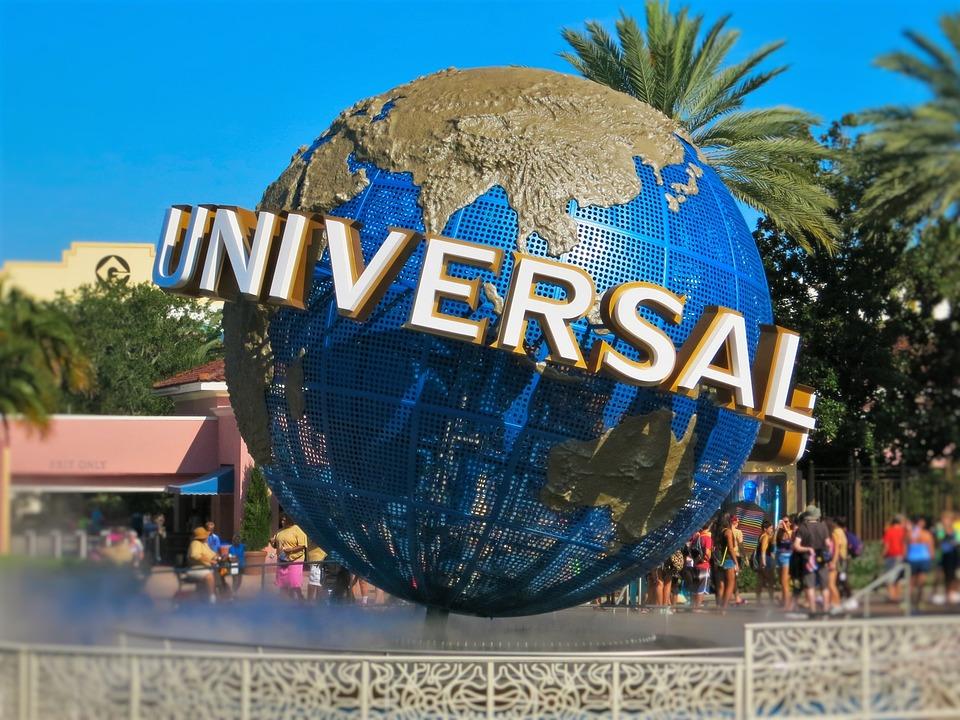 Universal Studios, Cinema, Movies, Theme Park, Usa