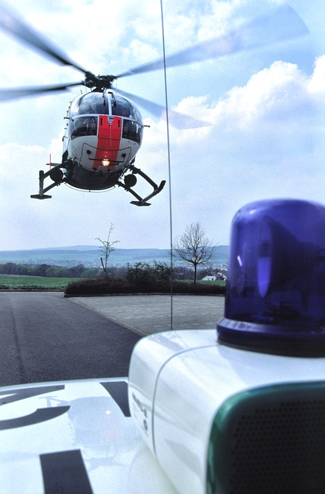 Than Police, Helicopter, Use, Police Helicopter, Sky