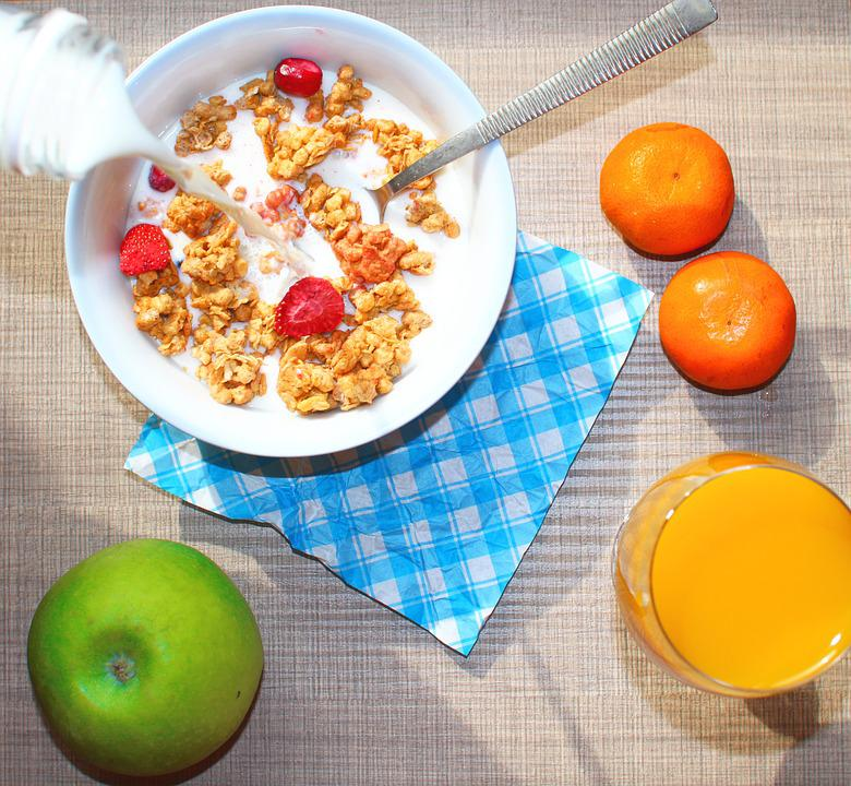 Food, The Correct, Nutrition, Diet, Breakfast, Useful