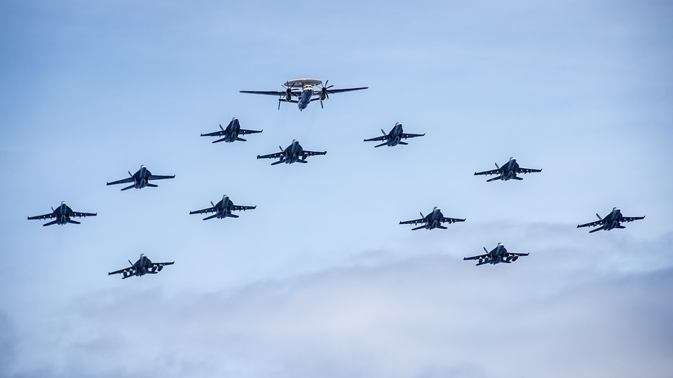 Carrier Air Wing, Cvw, Uss Carl Vinson, Formation