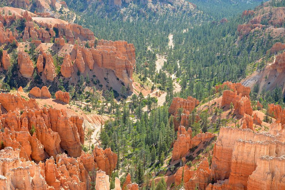 Bryce Canyon National Park, Bryce Canyon, Utah
