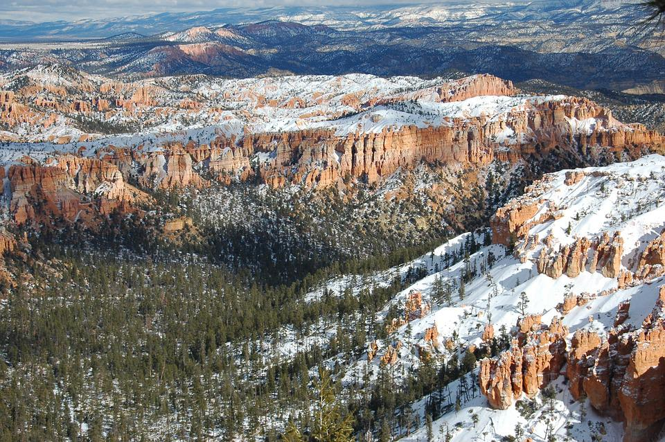 Bryce Canyon, National Park, Utah