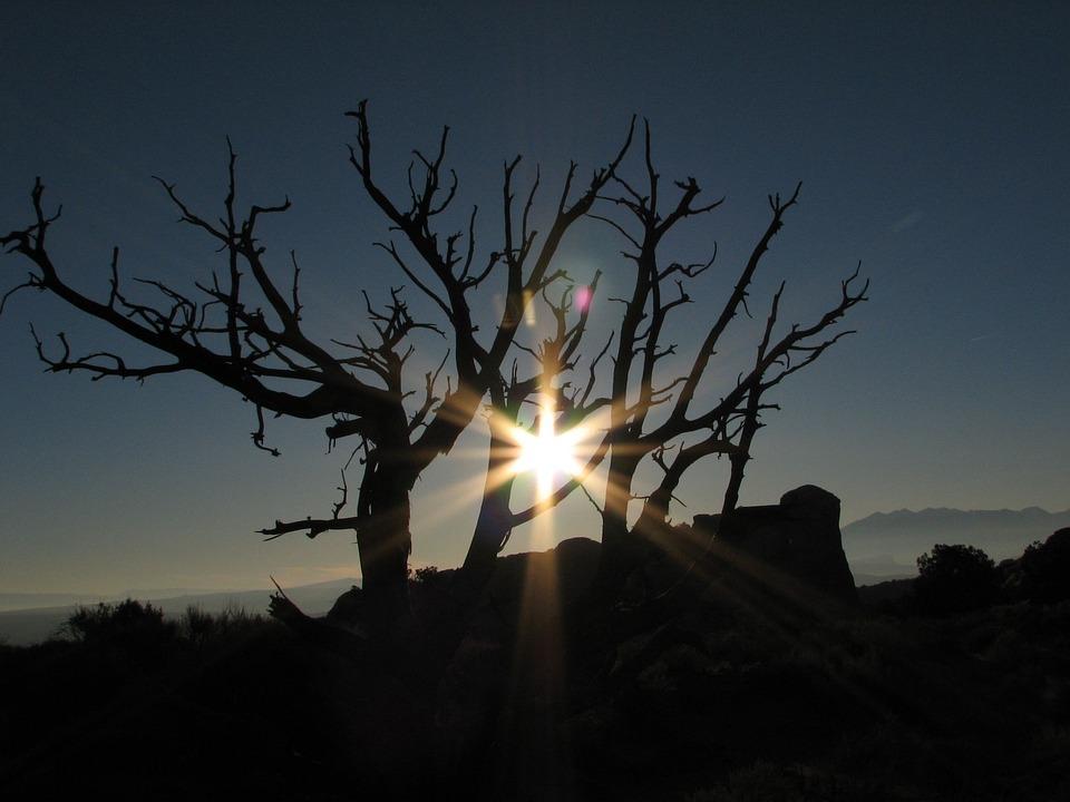 Castle Valley, Moab, Utah, Desert, Southwest, Sky