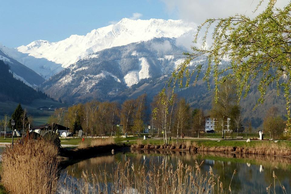 Alpine, High Tauern, Waters, Uttendorf, Water, Spring