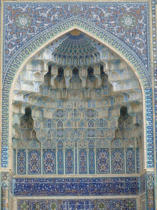 Uzbekistan, Samarkand, Historically