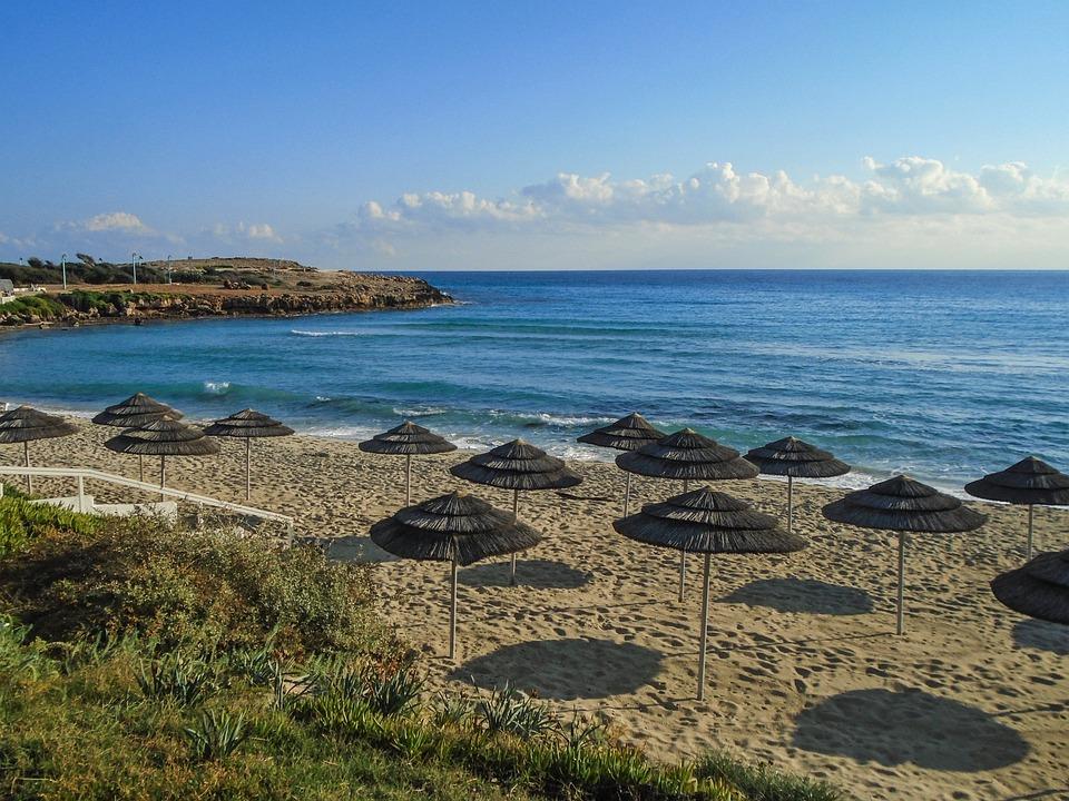Free Photo Vacation Ayia Napa Cyprus Nissi Beach Resort