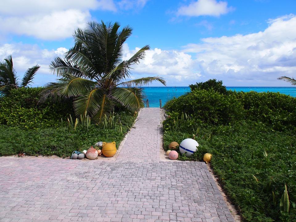 Bahamas, Beach, Vacation