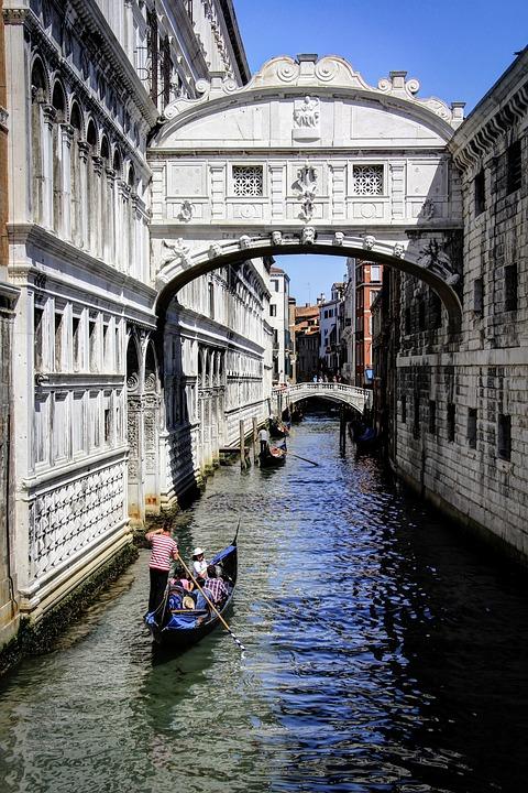 Venice, Italy, Vacation, Cityscape, Italian, City