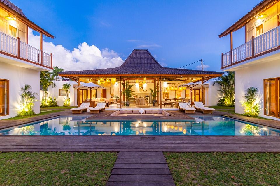 Real Estate, Luxury Villa, Vacation, Villa, Holiday