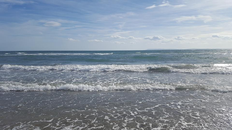 Water, Beach, Sand, Waves, Vacation, Sea, Travel, Ocean
