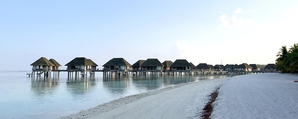 Resort, Holiday, Travel, Beach, Vacation, Island