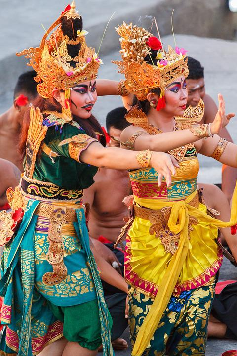 Uluwatu, Culture, Bali, Monkey Dance, Vacations
