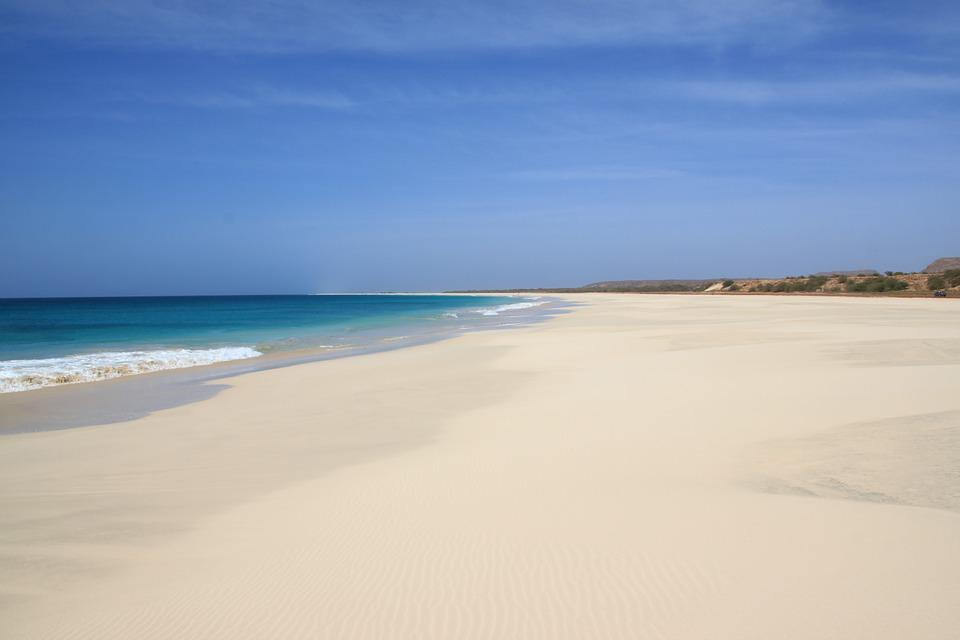 Boa Vista, Cape Verde, Vacations, Nature, Landscape