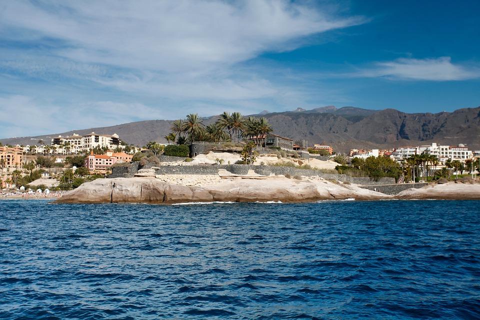 Tenerife, Sea, Vacations, Water, Canary Islands, Ocean