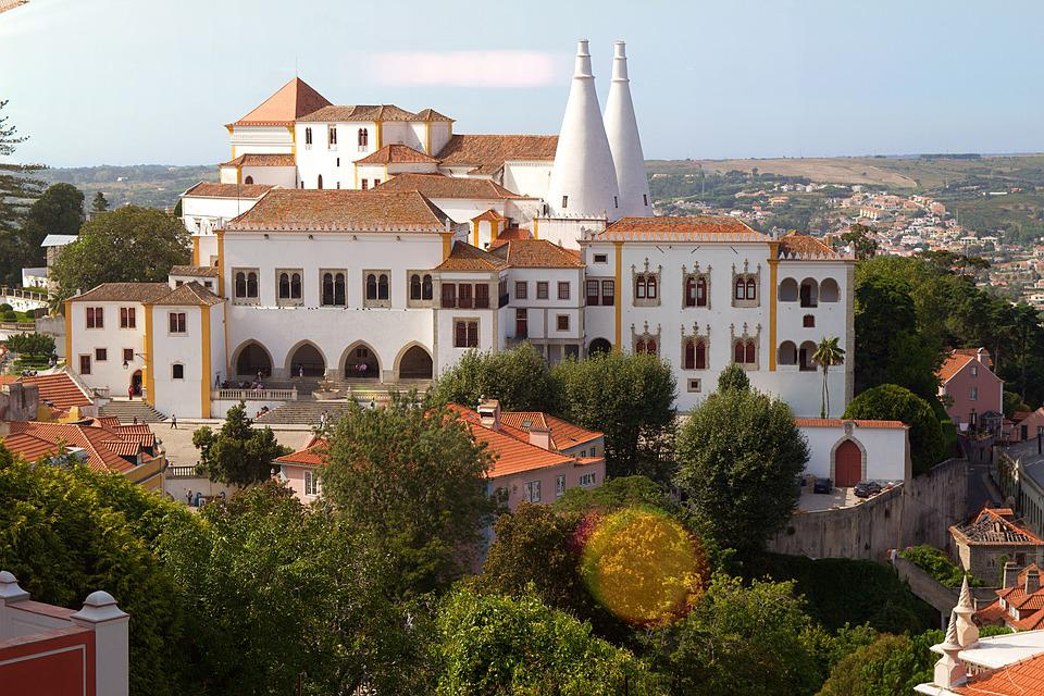 Portugal, Sintra, Castle, Architecture, Vacations