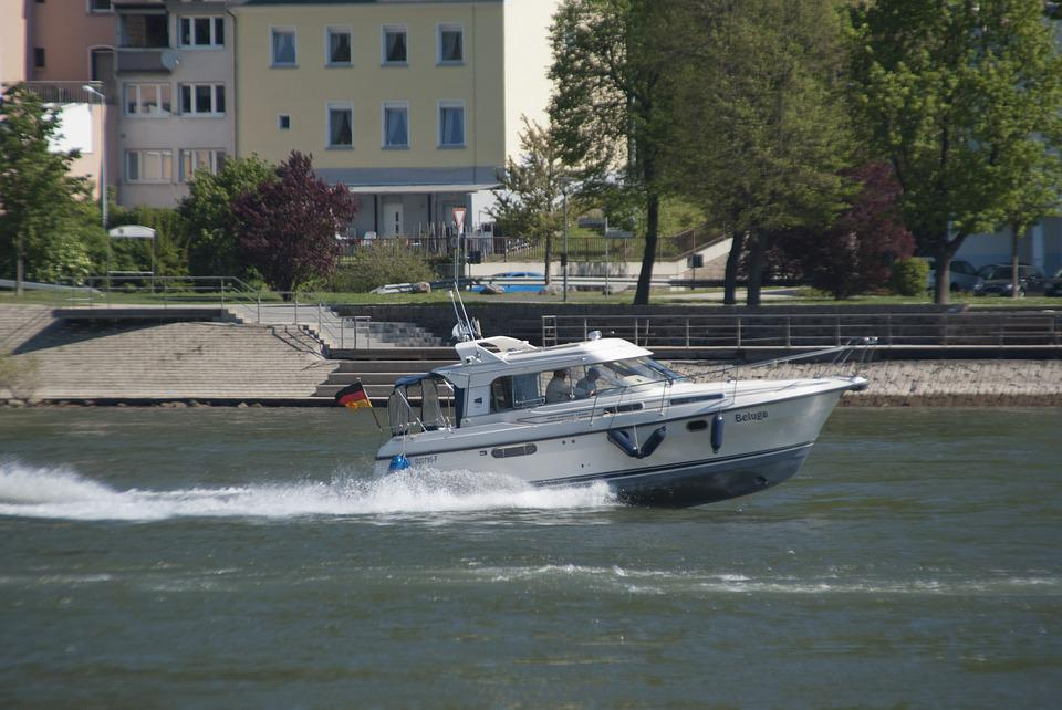 Summer, Sun, Leisure, Vacations, Boat, Middle Rhine