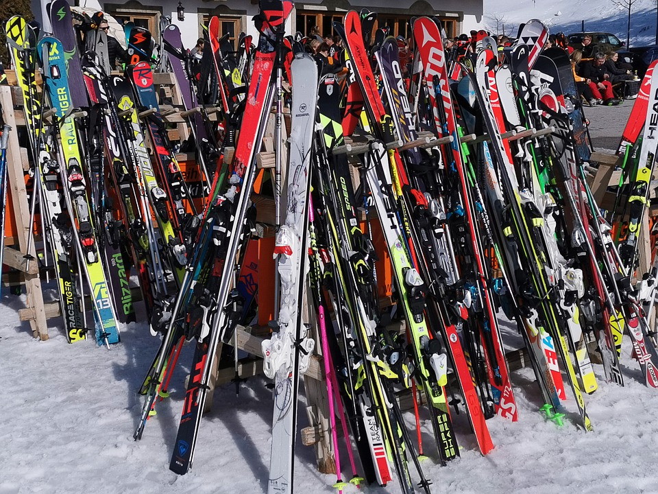 Ski, Sport, Winter Sports, Skiers, Vacations, Skiing