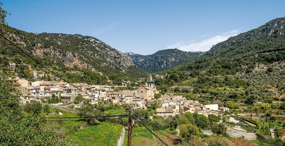 Spain, Mallorca, Valedemossa, Balearic Islands