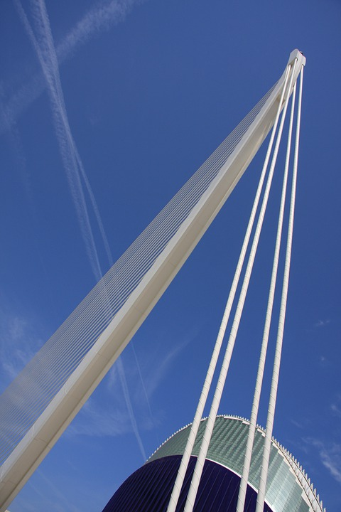 Valencia, City Of Arts And Sciences, Architecture