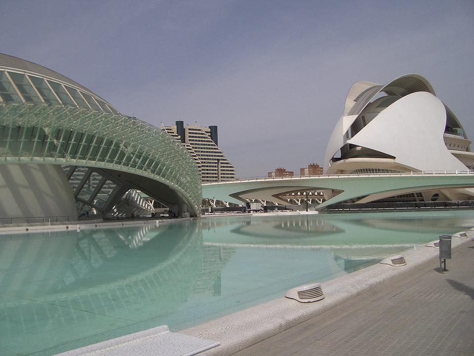 City Of Arts And Sciences, Architecture, Valencia