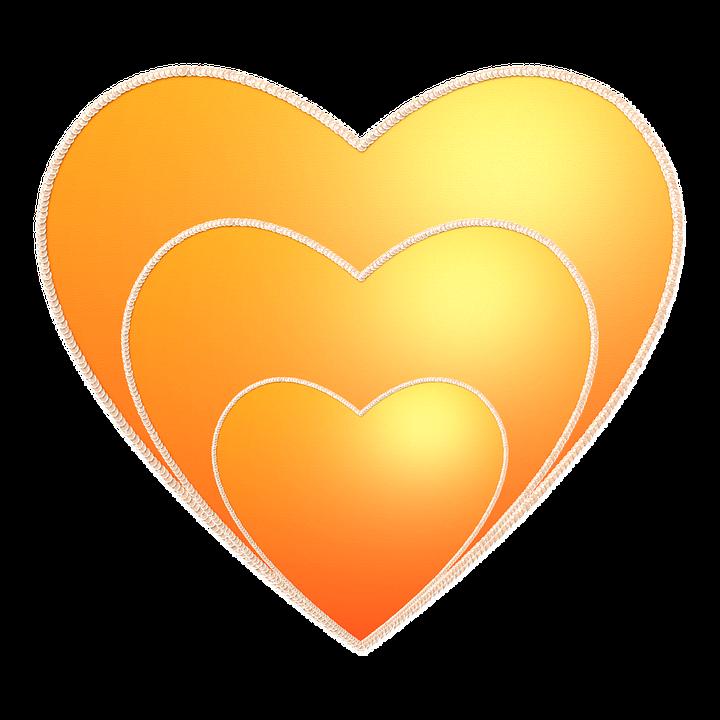 Heart, Love, Scrapbooking, Valentine, In Love