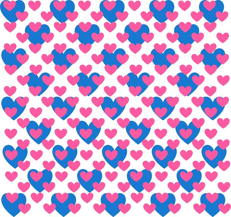 Love, Hearts, Valentine, Romantic, Symbol, Shape