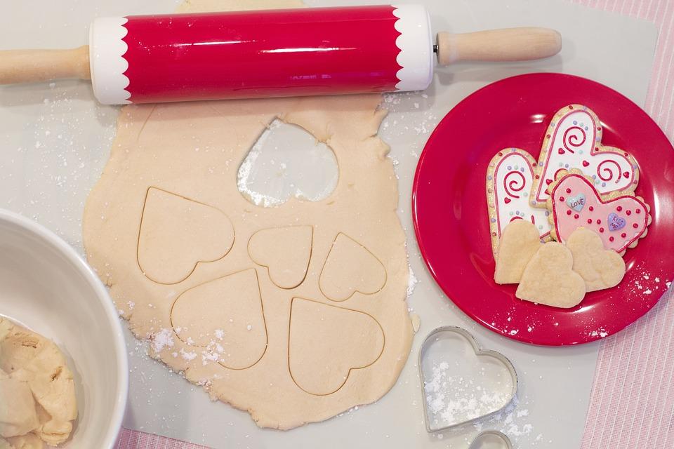 Valentine, Valentines Day, Valentines Day Cookies