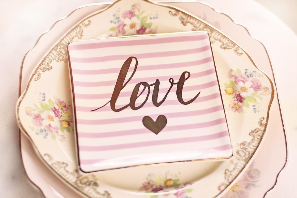 Love, Valentines Day, Valentine, Valentines Day Table